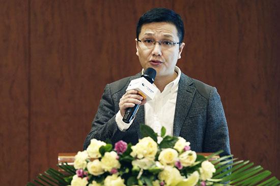 广汽新能源北区大区经理金荣波先生