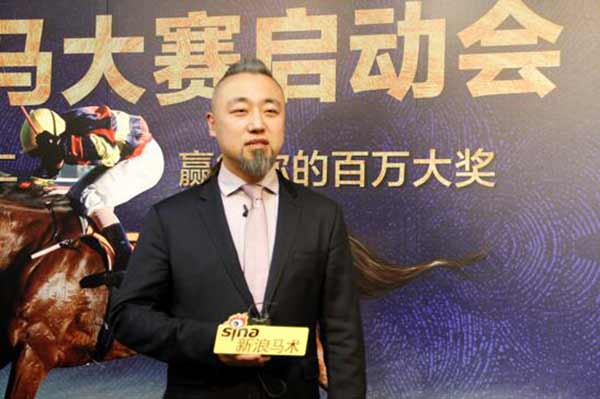 中国与龙马会执行董事马贺先生专访时间