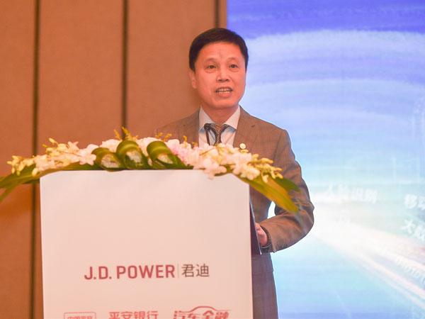 平安银行汽车金融事业部总裁傅忠强