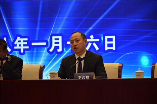 中国汽车新闻工作者协会常务副理事长兼秘书长李元胜