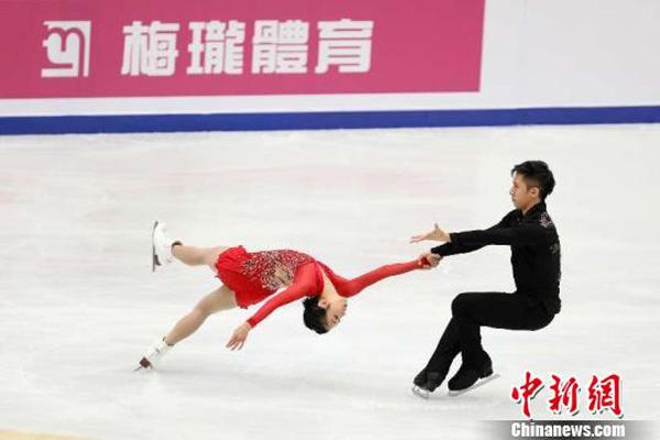 梅珑体育携手中国花滑协会 获独家市场开发权