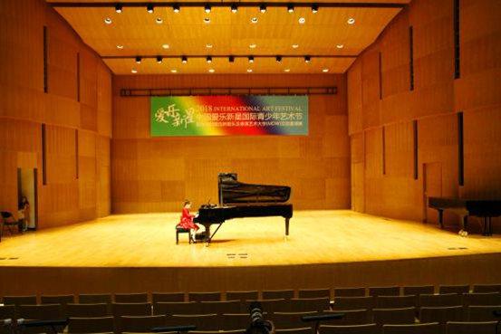 北京分赛区 钢琴选手 蔡紫涵