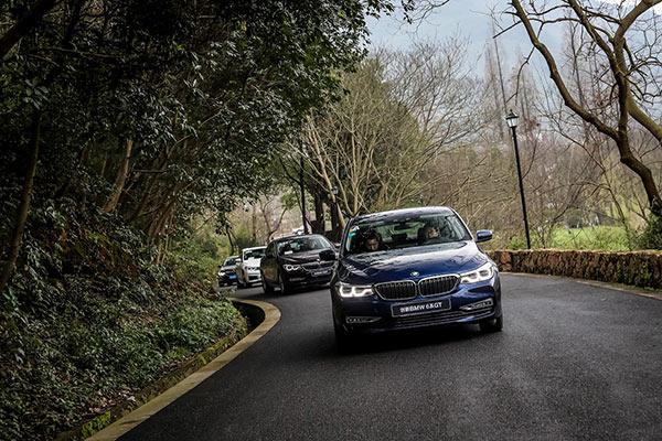 创新BMW 6系GT试驾动态