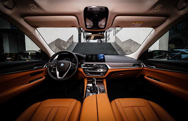创新BMW 6系GT内饰