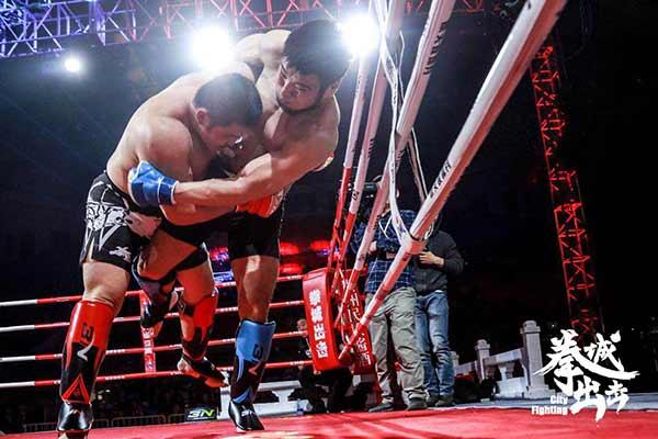 MMA-81KG+-吴紫龙(红方)vs-郑新江(蓝方)