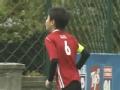 亚洲青少年足球赛 AKS2018上海足球杯赛举行