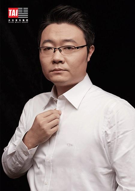 太合音乐人总经理刘瑾