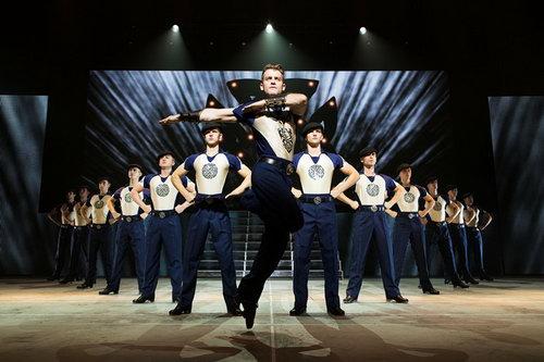 踢踏舞《王者之舞》