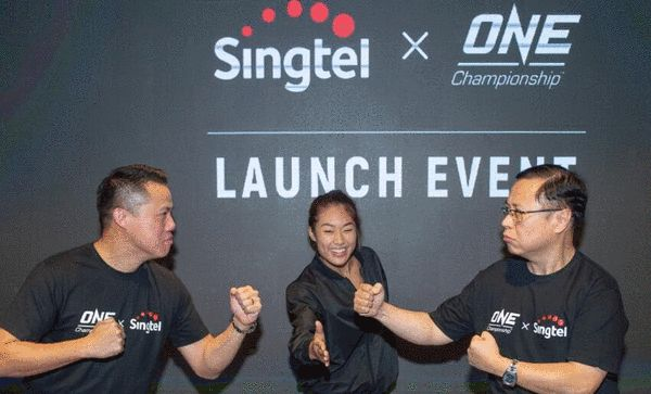 ONE冠军赛今日发布手机应用 与新电信签订合作