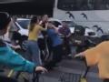 锁喉格斗技很致命!北京双井打人男子被抓