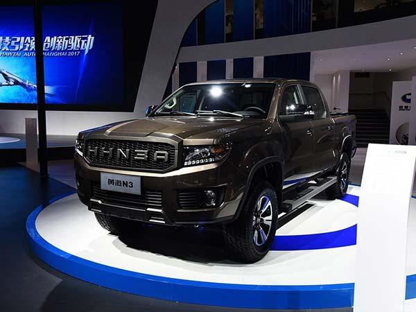 黄海N3尊贵版车型上市 售12.88-16.18万元