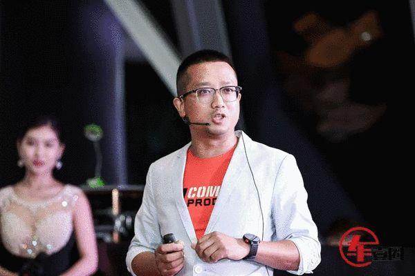 《车壹圈》创始人/总编辑  杨彬