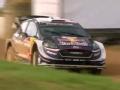 WRC世界汽车拉力锦标赛意大利站 SSS1赛段精彩回放