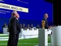 美国、加拿大和墨西哥获得2026年世界杯举办权