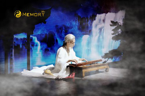 Memory5D+《五维记忆》演出