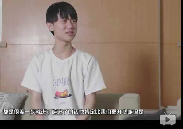 RNG小明:非常感谢PDD老师 没他就没有现在的我