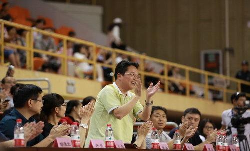 北京舞蹈学院院长郭磊