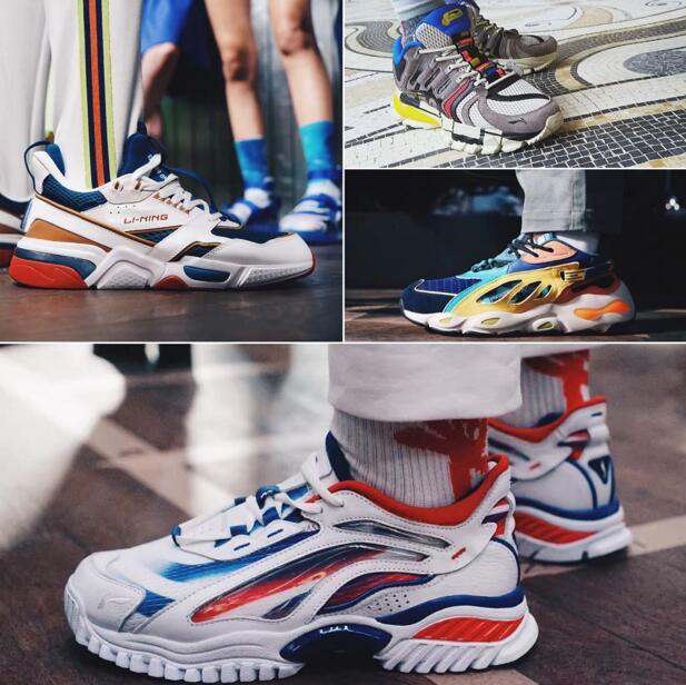 【鞋履设计大胆探索未来】