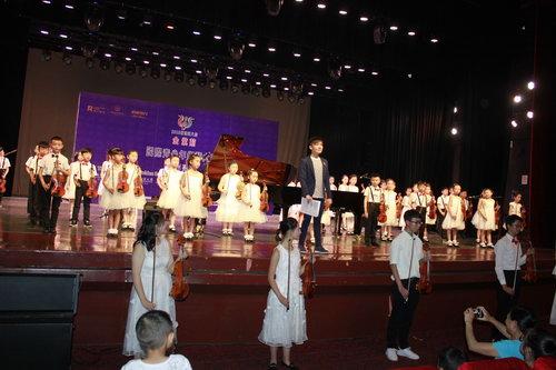 廖明飞走进贵州星光剧院:不忘初心,点燃梦想