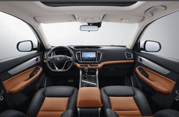 吉利新远景SUV深圳区域6月24日正式上市图片