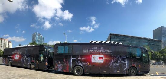 2019FIBA篮球世界杯全球合作伙伴广告同步登陆