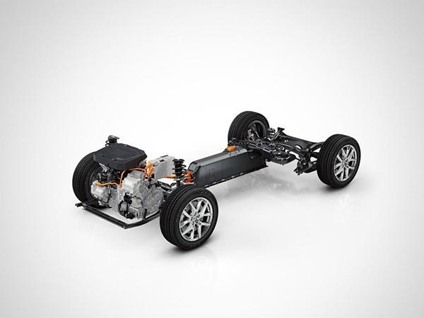 吉利BMA架构信息公布 首款SUV将是SX11