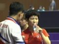 国际乒联韩国公开赛 朝韩四支联队均晋级16强