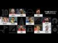 世界足球先生10人候选 C罗梅西领衔无内马尔