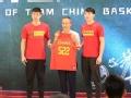 中国篮球之队大师课开讲 首位嘉宾王石进行授课