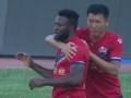 奥汉德扎头槌破门 新疆0-1深圳佳兆业