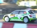 WRC德国站SSS1赛段 KREIM主场作战过弯顺畅