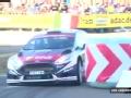 WRC德国站SSS1赛段 GREENSMITH赛后谈车祸事故