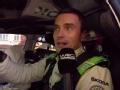 WRC德国站SSS1赛段 KOPECKY赛后采访