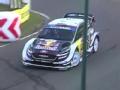 WRC德国站SSS1赛段 SUNINEN暂时保住第二位置