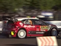 WRC德国站SSS1赛段 BREEN操作保守出现失误