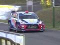 WRC德国站SSS1赛段 MIKKELSEN暂排第二