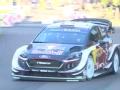 WRC德国站SSS1赛段 OGIERN状态不佳排第四