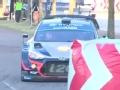 WRC德国站SSS1赛段 NEUVILLE最后出场排第八