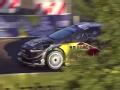 WRC世界汽车拉力锦标赛德国站SSS1赛段高光时刻
