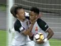 拉斐尔快速插上摆脱防守破门 深圳佳兆业2-1武汉卓尔