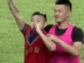 葛振操任意球直接破门绝杀 深圳佳兆业3-2武汉卓尔