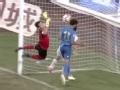 奥古斯托头球被挡莫塔打空门得手 毅腾2-0