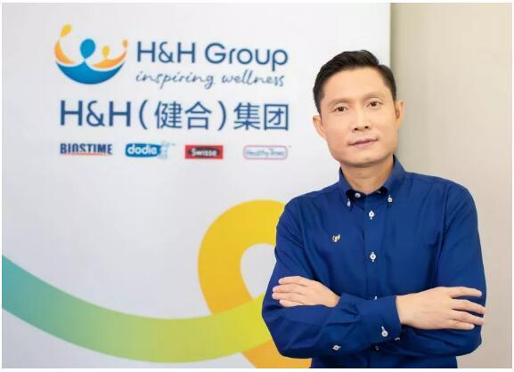 健合集团BNC中国区执行总裁朱定平谈婴幼儿奶粉行业的下半场