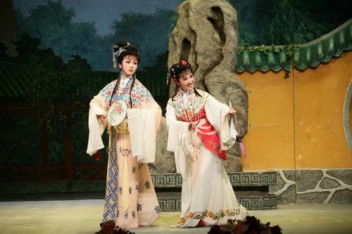 戏曲         越剧《西厢记》是上海图片