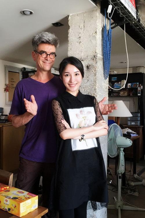 2018年4月,菲立普 ・ 德库弗列(Philippe Decouflé)来上海参加《三体》舞台剧的客户答谢会,并畅谈自己对《三体‖:黑暗森林》的构想