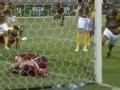 沙特联赛禁区大混战 必进球被自家球员挡出