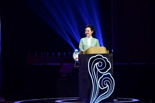 《中国戏曲大会》主持人孙小梅
