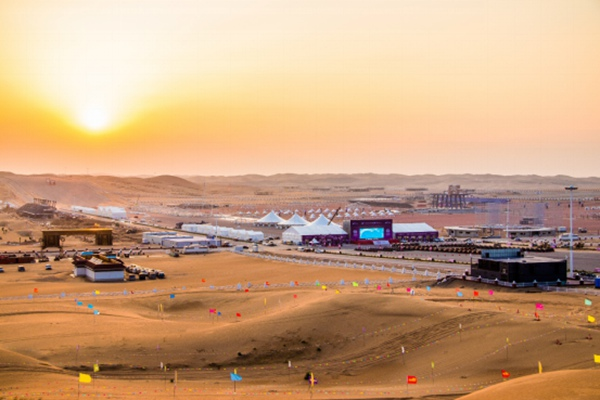 全新打造的梦想沙漠公园即将开园