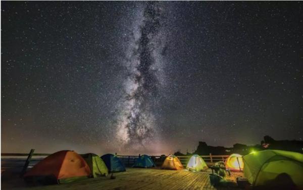 野奢帐篷特色营区