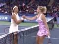 WTA武汉网球公开赛 卫冕冠军加西亚首战出局